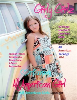 Girly Girlz Model Magazine