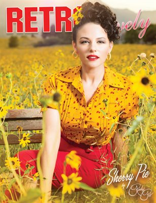 Retro Lovely No.42 – Sherry Pie Cover