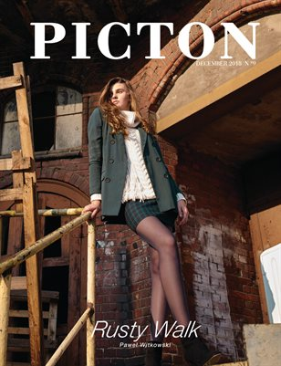Picton Magazine December 2018 N9, Cover 2