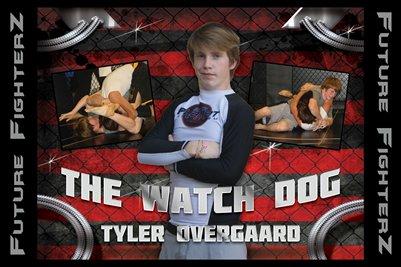 Tyler Overgaard 2015 Poster