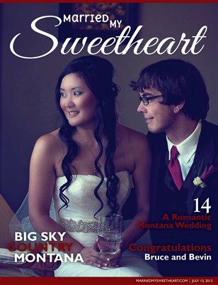 Swannack Wedding