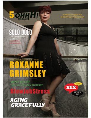 5 ohhh Magazine March 2019 Edition