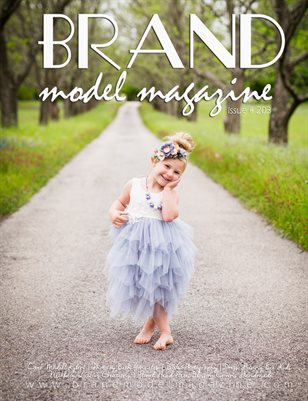 Brand Model Magazine  Issue # 203