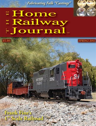 Home Railway Journal: SPRING 2011