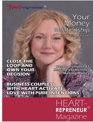 Heartrepreneur Magazine December
