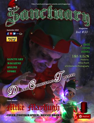 Sanctuary Magazine Issue #33