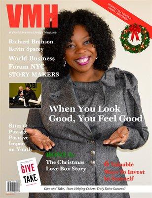 VMH Magazine - December 2015