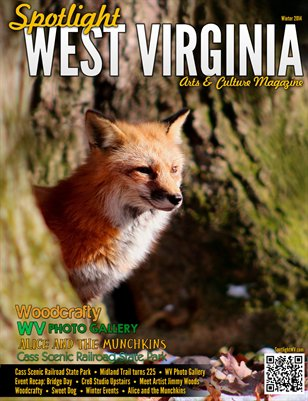 Spotlight West Virginia Magazine - Winter 2014