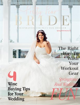 Pretty Pear Bride Spring Issue 2016 {V17}