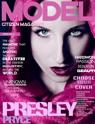 Model Citizen Magazine Issue 6