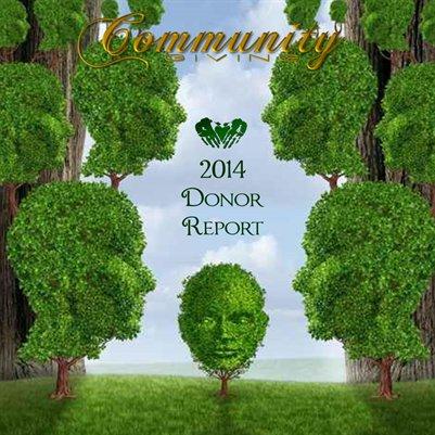 2014 Annual Donor Report