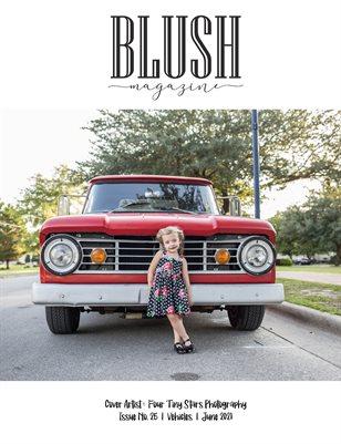 BLUSH Magazine | Issue 25 | Vehicles