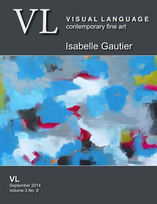 Isabelle Gautier Top Artist VL Magazine September 2014 Vol 3 No 9