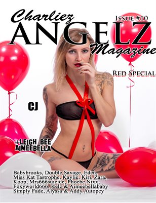 CA Issue #10 - Red Special - CJ