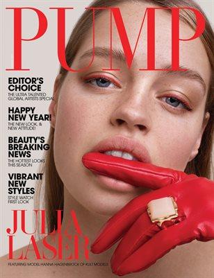PUMP Magazine | The New Year's Edition | January 2021 | Editor's Choice Edition | Vol.1