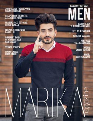 MARIKA MAGAZINE MEN (ISSUE 890 - MAY)