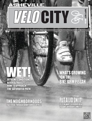Asheville VeloCity Magazine Sept/Oct 13.