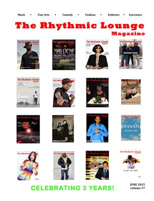 The Rhythmic Lounge Magazine June 2015