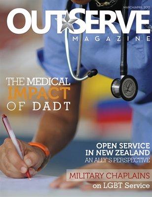 OutServe Magazine | March/April 2012