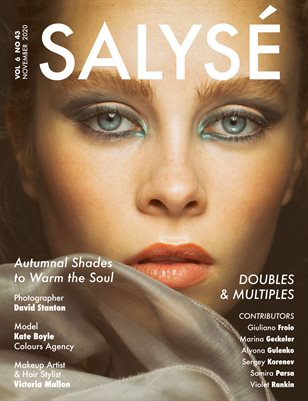 SALYSÉ Magazine | Vol 6 No 43 | NOVEMBER 2020 |