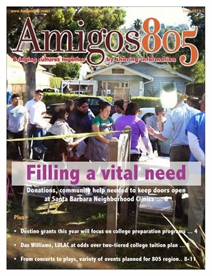 Amigos805 June 2013