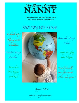 NYAN Magazine: The Travel Issue