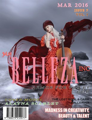 MyBelleza Inc. Magazine Issue nO7 Vol. 1