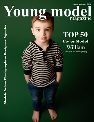 Young Model Magazine Issue 6 Volume 4 2020