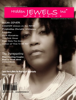 Hidden Jewels Inc Magazine August/September 2012