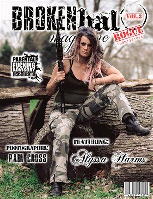 Broken Halo Magazine Rogue Vol.3