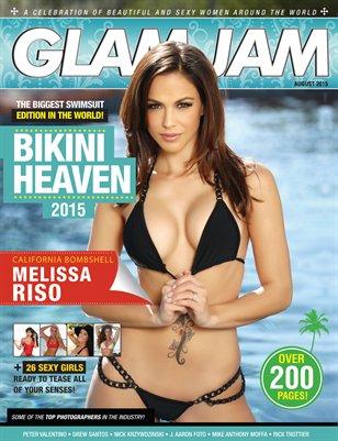 Glam Jam Magazine BIKINI HEAVEN 2015 Special Edition
