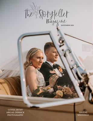 The Storyteller Magazine Issue #42 Weddings