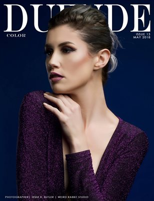 Duende Magazine _ Issue 13_Color Issue_Alt Cover