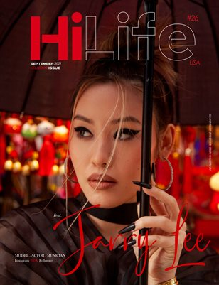 HiLife Magazine Exclusive Celebrity Edition (Vol 26)