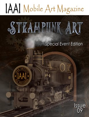 IAAI Steampunk Event