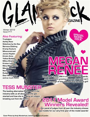 Winter 2012 Issue 11 Featuring Megan Renee