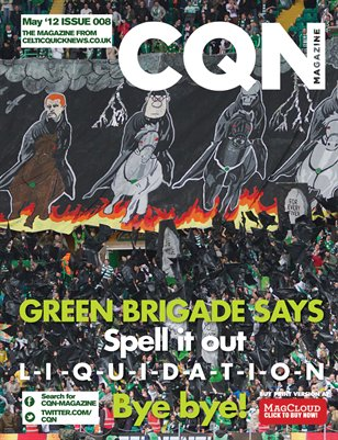 Celtic Quick News Magazine Issue 8