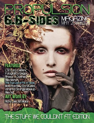 May 2014 Issue 6.B-Sides HAPPY ANNIVERSARY 2