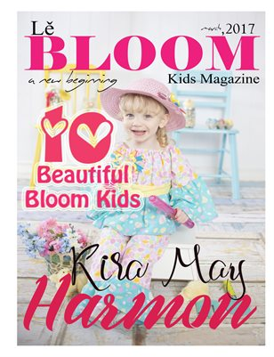 Lě Bloom Kids Magazine Vol. 16