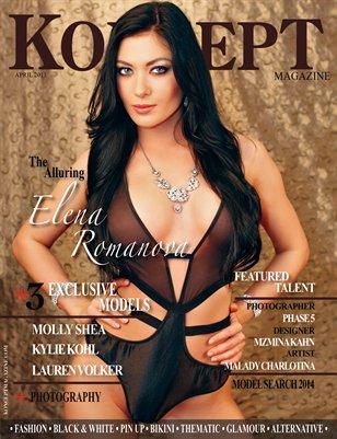 Koncept Magazine April 2013