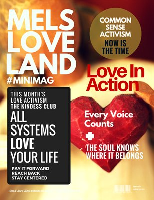 Mels Love Land #MiniMag Issue 9 Soul Celebration