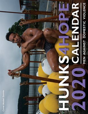 Hunks4Hope 2020 Men Against Domestic Violence Calendar
