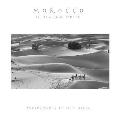 Morocco In Black & White