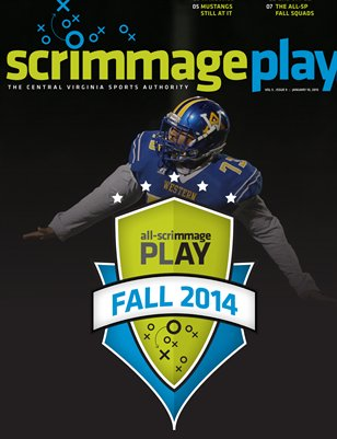 Scrimmage Play Vol. 6 Issue 9