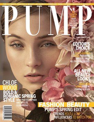 PUMP Magazine -Special Edition - En Vogue - February 2020