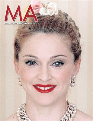 Madonna Archives Fanzine Issue 33
