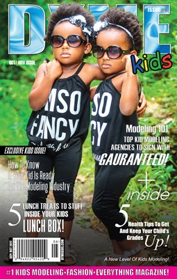 DYME Kids Magazine Oct/ Nov Issue