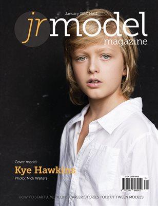 Jr.Model Magazine No.1