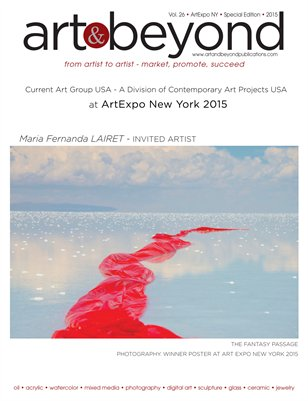 Art & Beyond Special Issue. ArtExpo New York 2015
