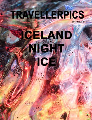 Iceland Night Ice
